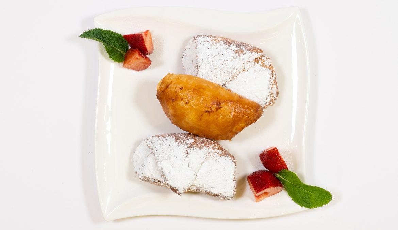 Käse-Croissant